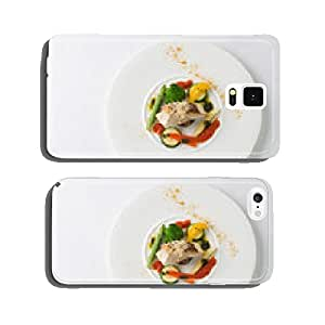 Fish dishes 2 cell phone cover case Samsung S6