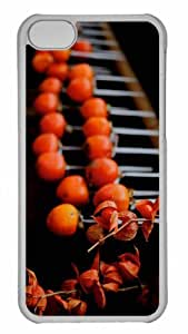 MEIMEICustomized iphone 6 4.7 inch PC Transparent Case - Drying Persimmons Tsumago Personalized CoverMEIMEI