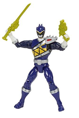 Power Rangers Dino Charge - 5 Blue Ranger Action Hero