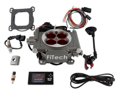 - FITECH 30003 GO STREET EFI CAST FINISH