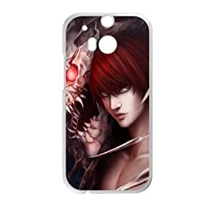HTC One M8 phone case White Death Note YHN6295983
