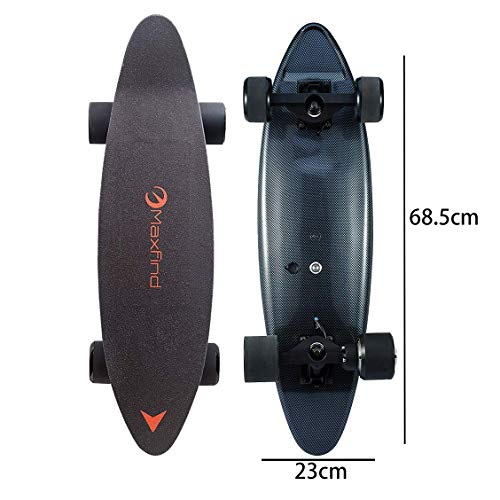 max c electric skateboard 176lbs