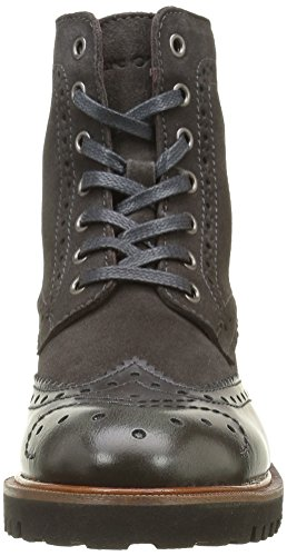 Marc O'Polo Women's 60812906301106 Bootie Ankle Boots, Grey (Dark Grey 930), 7 UK