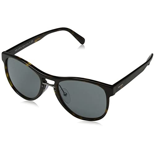 55e1d5ad9a Prada 0PR09US 2AU9K1, Gafas de Sol para Hombre, Marrón (Havana/Grey ...