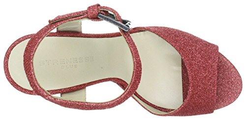 Red Baby sandal 79020 Blue High 862010 RED Heel Strenesse pink pY4xO0
