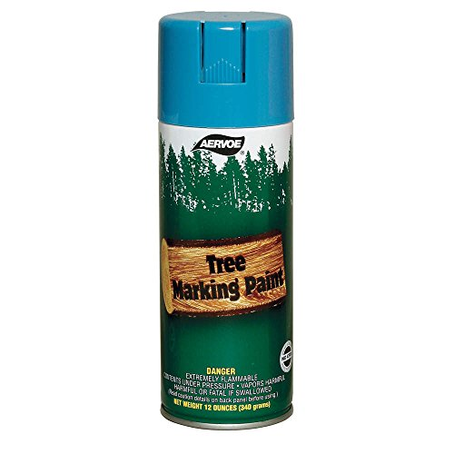 Tree Marking Paint, Blue, 16 oz.