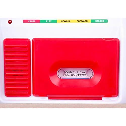 Basic Fun Fisher-Price Play Tape Recorder