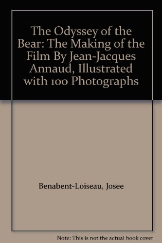 ear: The Making of the Film By Jean-Jacques Annaud, Illustrated with 100 Photographs ()