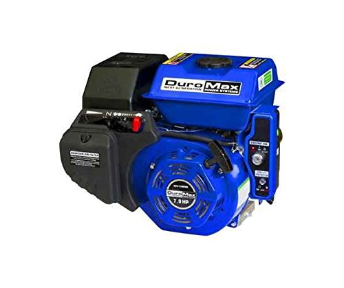 DuroMax XP7HPE 7 hp Electric/Recoil Start Engine Electric Start Motor
