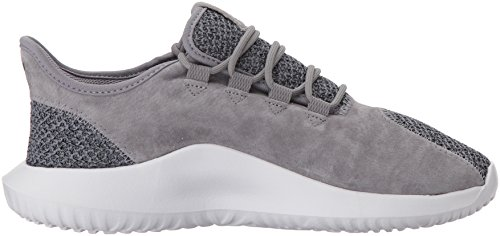 Three Sneaker Grey Women's White Tubular Fashion Shadow adidas Three Originals W Grey Z1g8x8