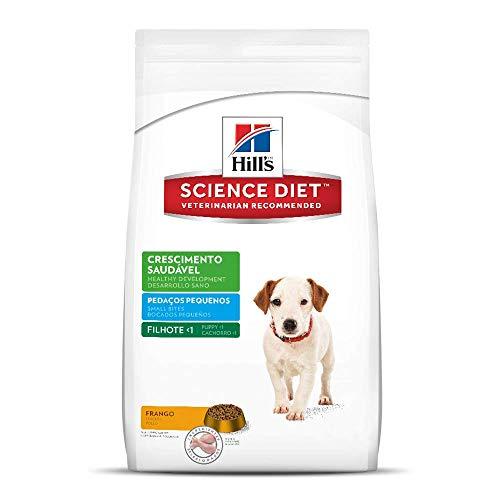 Ração Hill's Science Diet para Cães Filhotes - Pedaços Pequenos - 1kg