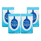 Great Value Pure Cane Sugar, 4 Lb (4 Pack) Naturally gluten-free food