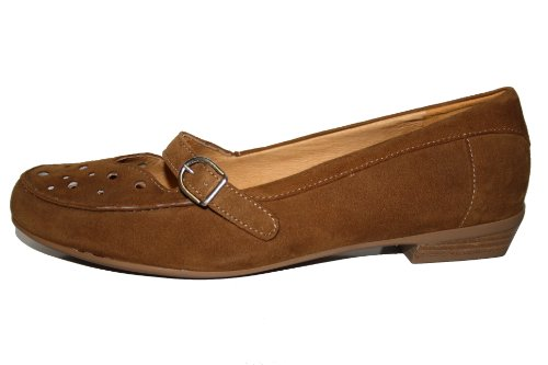 M67516 EU 37 Mokassin M Schuhe Damen Lederschuhe Damenschuhe Theresia Slipper PRCZ0q8w1