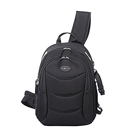 Amazon.com: Camera Sling Backpack for DSLR and Mirrorless Cameras ...