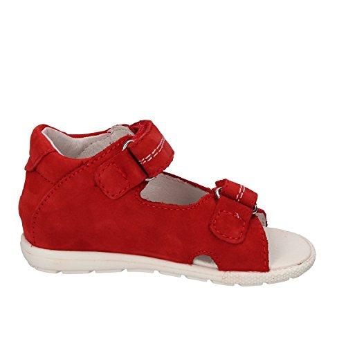 BALDUCCI , Sandales pour garçon rouge rouge