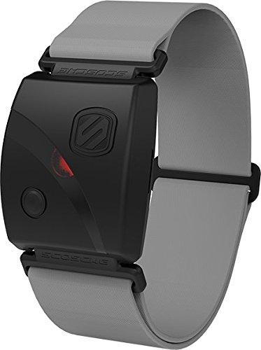 Scosche Rhythm24 - Waterproof Armband Heart Rate Monitor - Gray