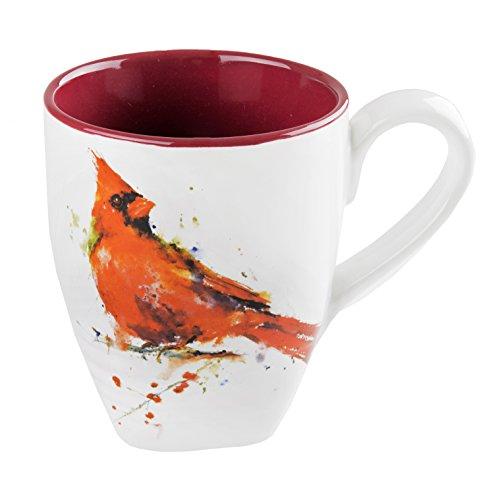 Dean Crouser Stoneware Cardinal Mug product image