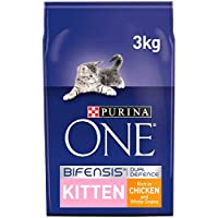 Purina One Kitten, Junior Chicken and Whole Grain, 3 kg