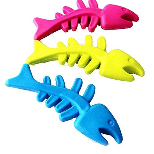 Besde-Pet-Cat-Puppy-Rubber-Dental-Teeth-Chew-Bone-Play-Training-Fetch-Fun-Toys-Hot-Random