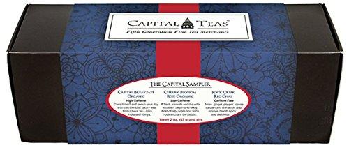 Capital Teas Sampler Tea