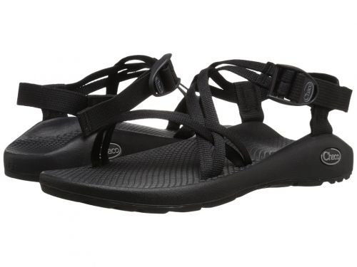 有益な劇場石膏Chaco(チャコ) レディース 女性用 シューズ 靴 サンダル ZX/1(R) Classic - Black [並行輸入品]