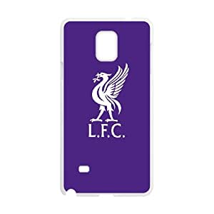 Samsung Galaxy Note 4 Phone Case for Liverpool Logo pattern design GLVPLG700791