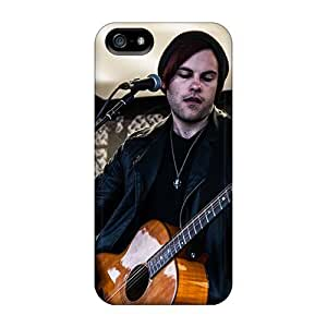 LauraFuchs Apple Iphone 5/5s Shock Absorbent Hard Cell-phone Cases Provide Private Custom HD Macbeth Band Pictures [Gjc3684oPJY]