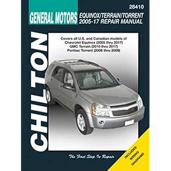 Amazon.com: Haynes – Reparación manuales Chevrolet Equinox ...