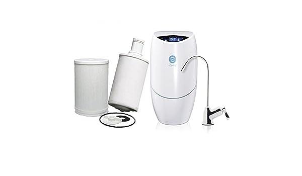 Sistema de Purificacion e higienizacion de agua con prefiltro ...