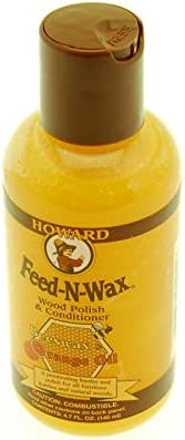 Wood Cleaner: Howard Feed-N-Wax