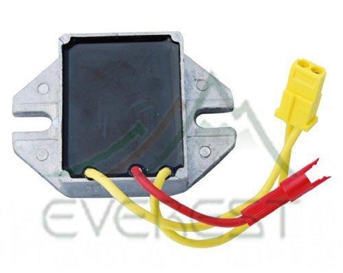 Everest Parts Supplies BRIGGS /& STRATTON 192400 196400 226400 28M700 280700 351700 VOLTAGE REGULATOR