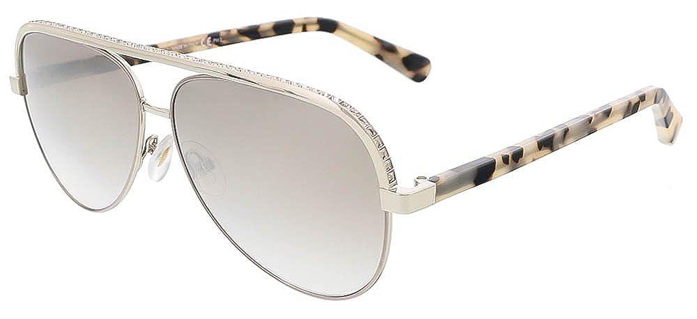 b43f6e532cd Amazon.com  Jimmy Choo Women s Lina S Light Gold Brown Gradient Mirror  Gradient  Clothing