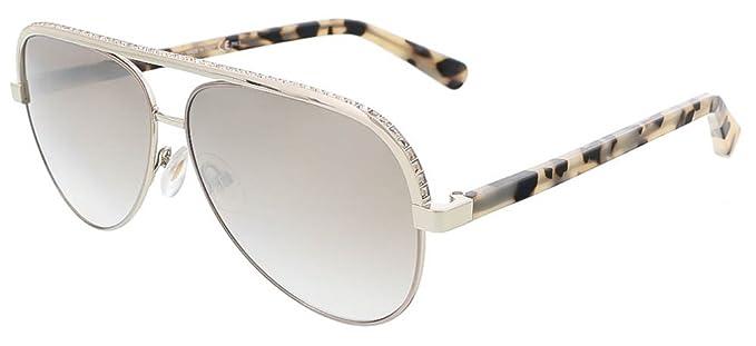 dfedc95487d5 Amazon.com  Jimmy Choo Women s Lina S Light Gold Brown Gradient Mirror  Gradient  Clothing