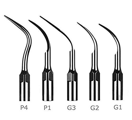 Dental Ultrasonic Piezo Scaler Scaling Tips for EMS WOODPECKER G1 G2 G3 P1 P4