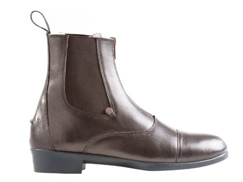 Jodhpur Ankle Boston Boot Brown Suedwind Black CR14T1q