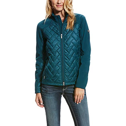 Teal Chamarra Teal Mujer Ariat Ariat Mujer Extreme Extreme Chamarra Ariat d8HwqAx