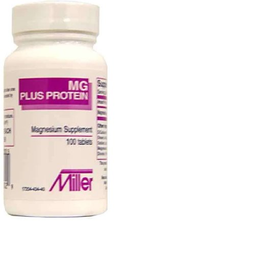 MG-Plus-Protein, Tablet, 133mg, 100ct