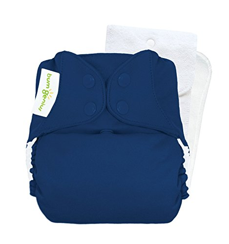 - bumGenius Original One-Size Pocket-Style Cloth Diaper 5.0 (Stellar)
