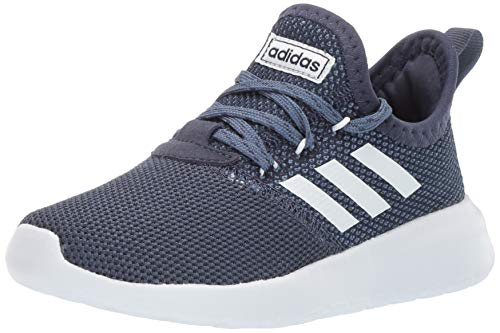 Big Kids Racer - adidas Unisex Lite Racer Reborn, Trace Blue/White/tech Ink, 2.5 M US Little Kid