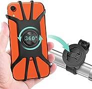 Diyife Bike Phone Holder, [Campatible for Garmin] [Detachable] Universal Phone Stand for Bicycle & Garmin