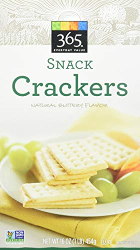 - 365 Everyday Value, Snack Crackers, 16 Ounce