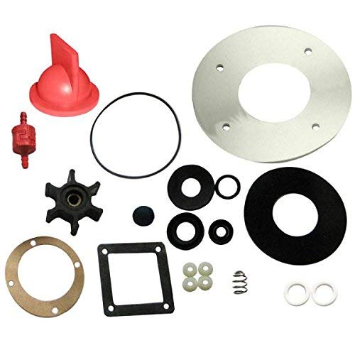 Raritan Crown Head™ CD Series Repair Kit by Raritan