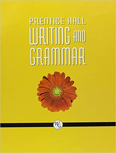 WRITING AND GRAMMAR STUDENT EDITION GRADE 6 TEXTBOOK 8TH EDITION ...