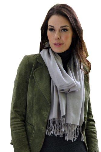 Fraas Women's 100% Plain Wool Wrap