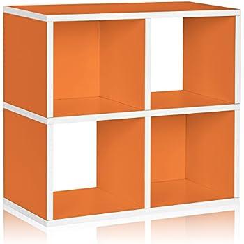Amazon Com Way Basics Eco Stackable Storage Cube And