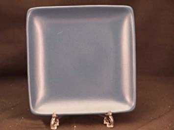 Noritake Colorwave Blue Small Square Plate & Amazon.com | Noritake Colorwave Blue Small Square Plate: Dinner ...