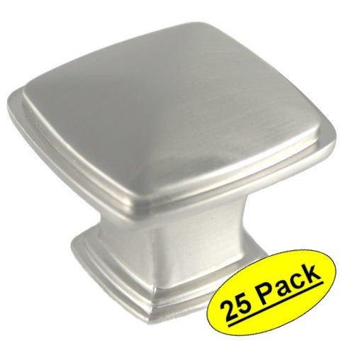 Cosmas® 4391SN Satin Nickel Modern Cabinet Hardware Knob -
