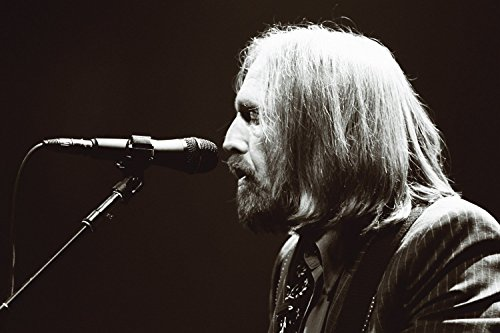 TST INNOPRINT CO Tom Petty and The Heartbreakers Classic Rock Star Band Poster -
