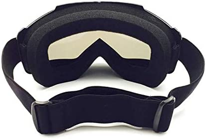 Panniy Dust-proof glasses anti-fog saliva sand Motocross helmet goggles windproof goggles
