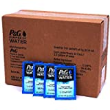 P&G Purifier of Water - Box of 240 packets